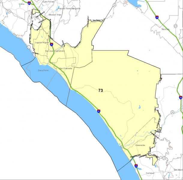 Maps Final Certified Assembly Districts California